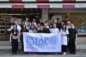 Field trip to Phungnoi Bakery, Chiang Mai