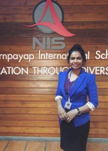 Miss. Florence Soniya Purimitla