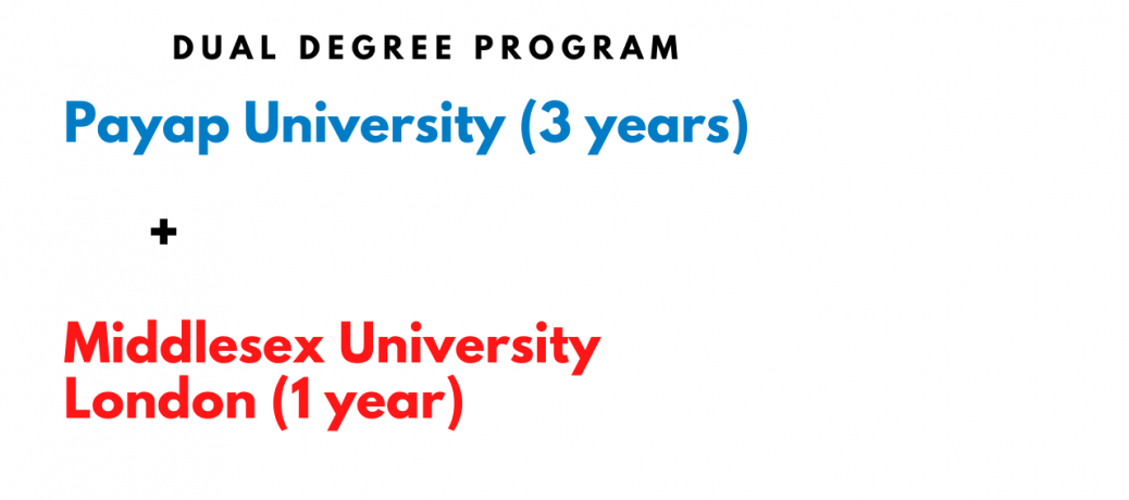 Dual Degree Programs